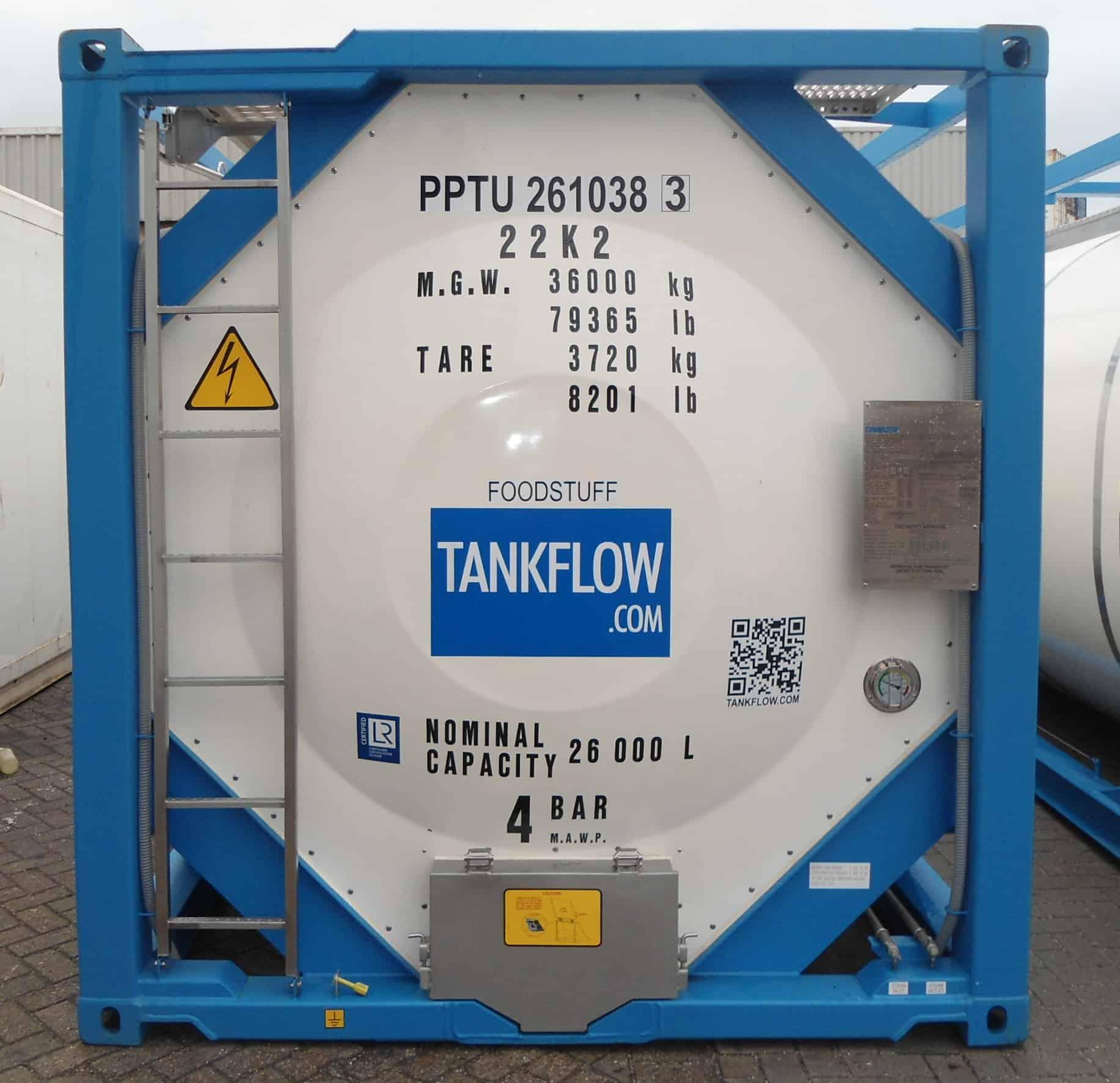 Tankflow-Container